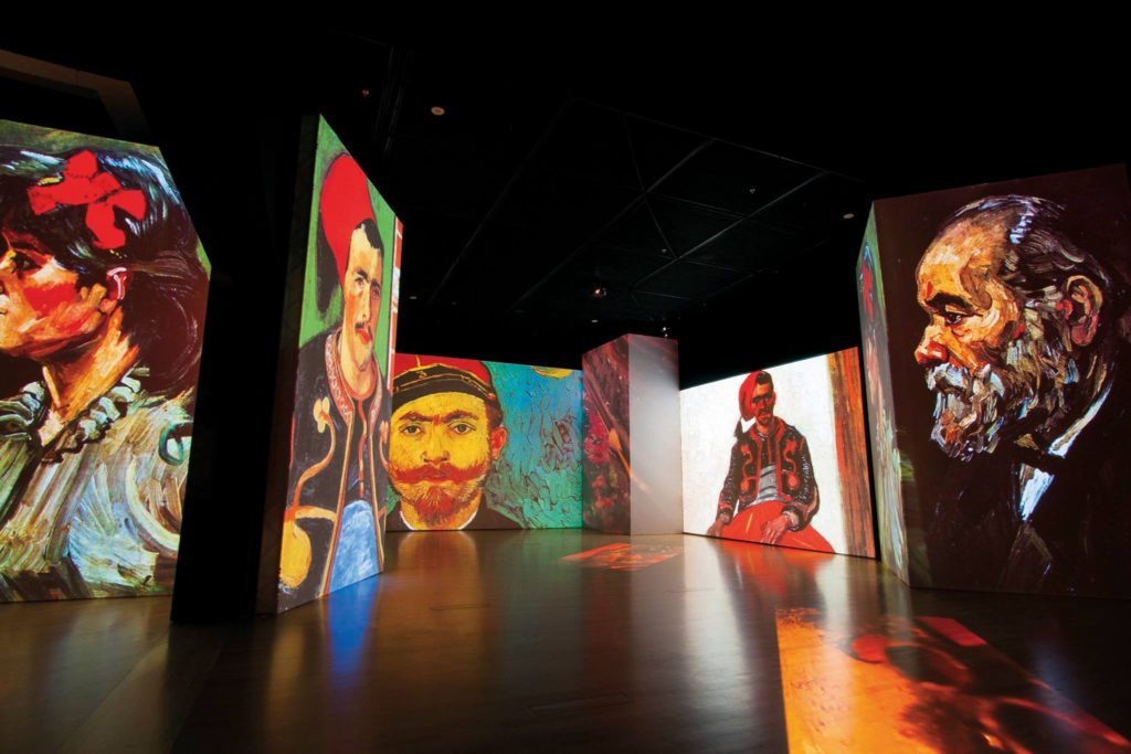 Van Gogh Alive - The Experience a Roma
