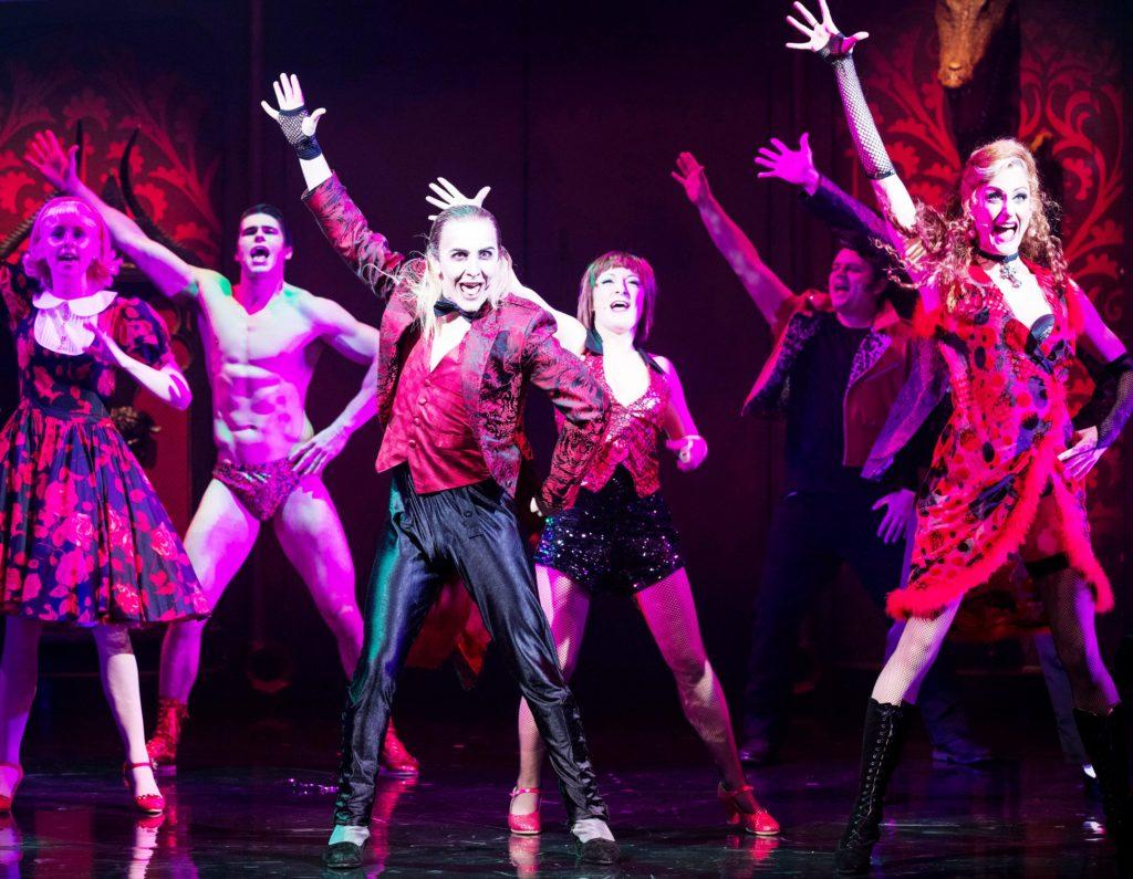 rocky horror show teatro sistina