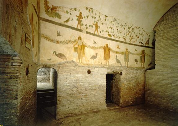 case-romane-del-celio-sala-dei-geni