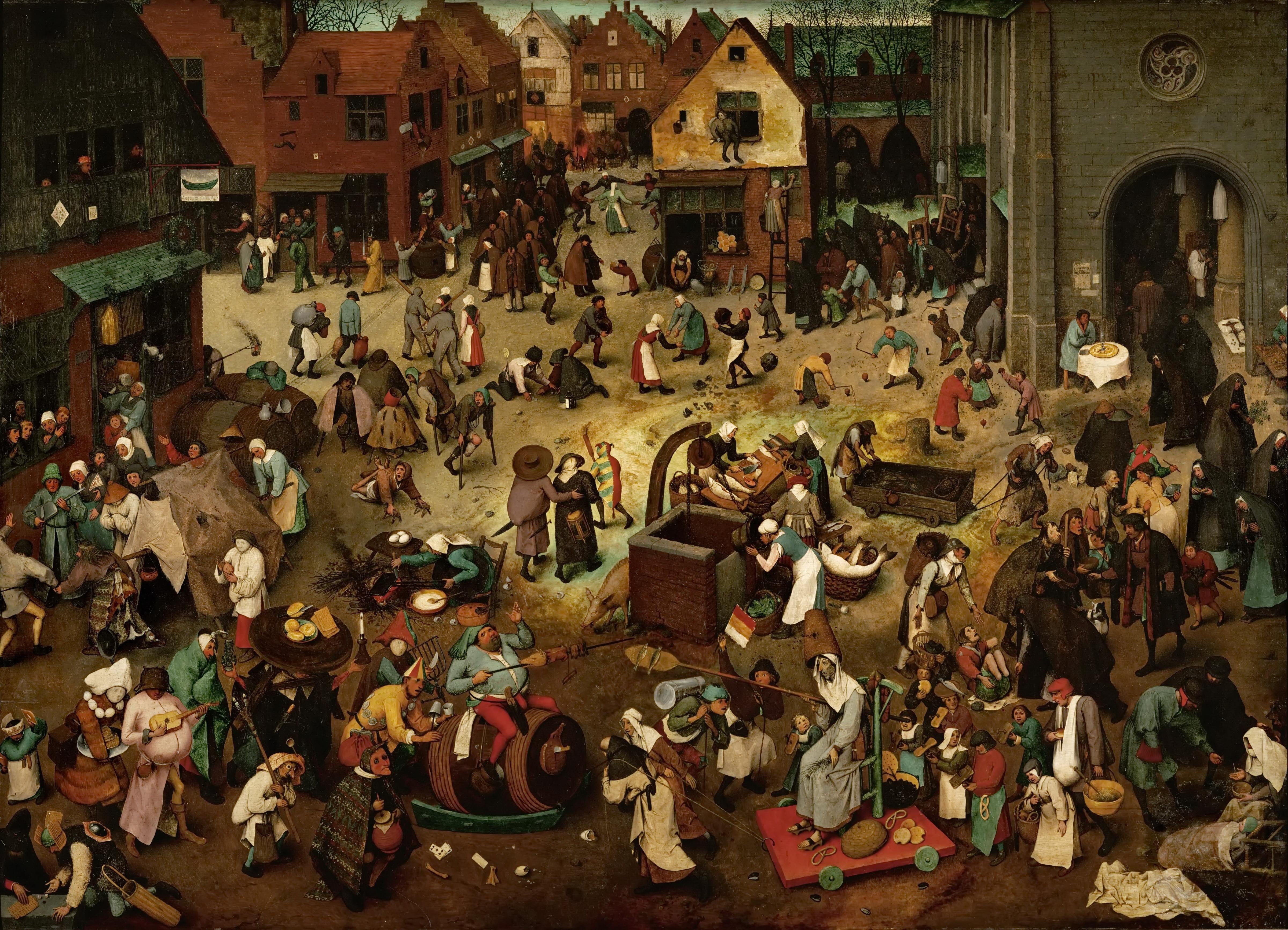 Bruegel-il-VecchioLotta-tra-carnevale-e-quaresima
