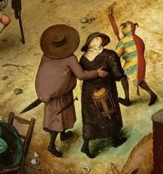 Bruegel-il-Vecchio- Lotta-tra-carnevale-e-quaresima