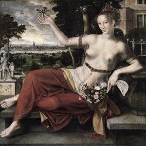 Jan Metsys, Flora, Anversa 1559
