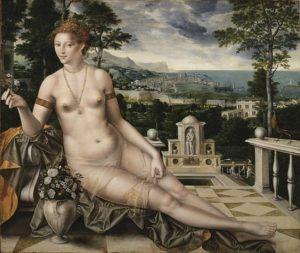 Jan Metsys, Flora, Genova,1559