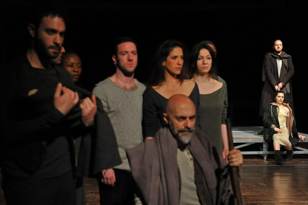 il viaggio di enea - teatro argentina