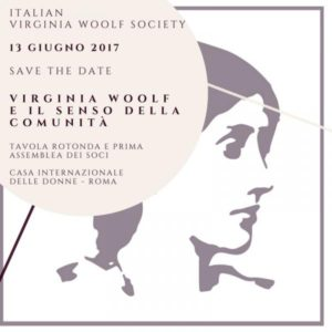italian virginia woolf society