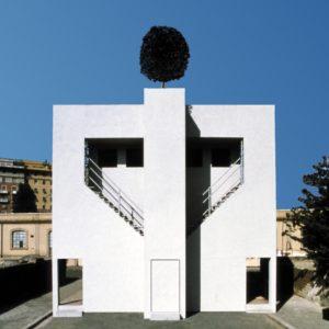 Il Teatrino Scientifico di Purini e Thermes del 1979 riproposto al MAXXI