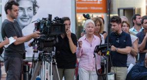 """Eleonor Coppola sul set di """"Parigi può attendere"""""""