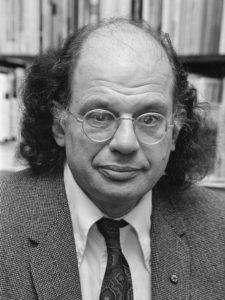 Allen Ginsberg nel 1979.