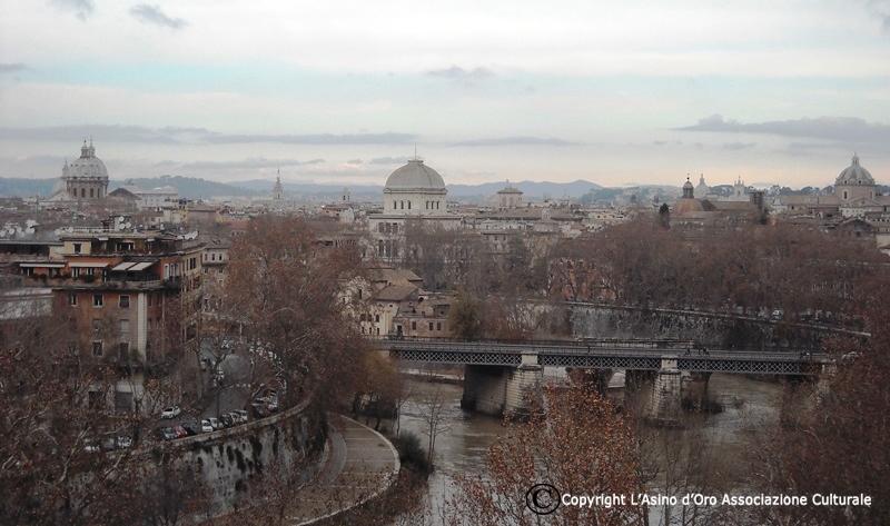 Le Terrazze Panoramiche Di Roma Uno Skyline Da Urlo