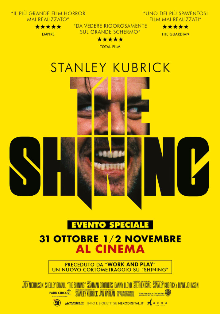 shining film halloween