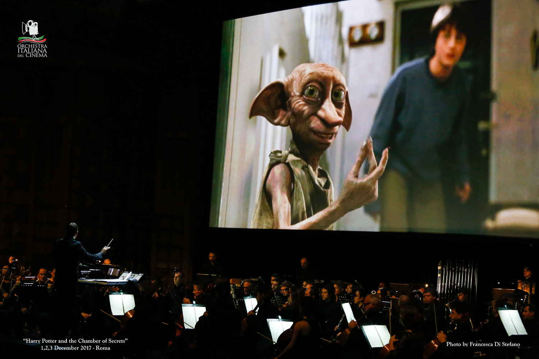 Harry Potter Camera Dei Segreti : Harry potter e la camera dei segreti in concerto torna la magia
