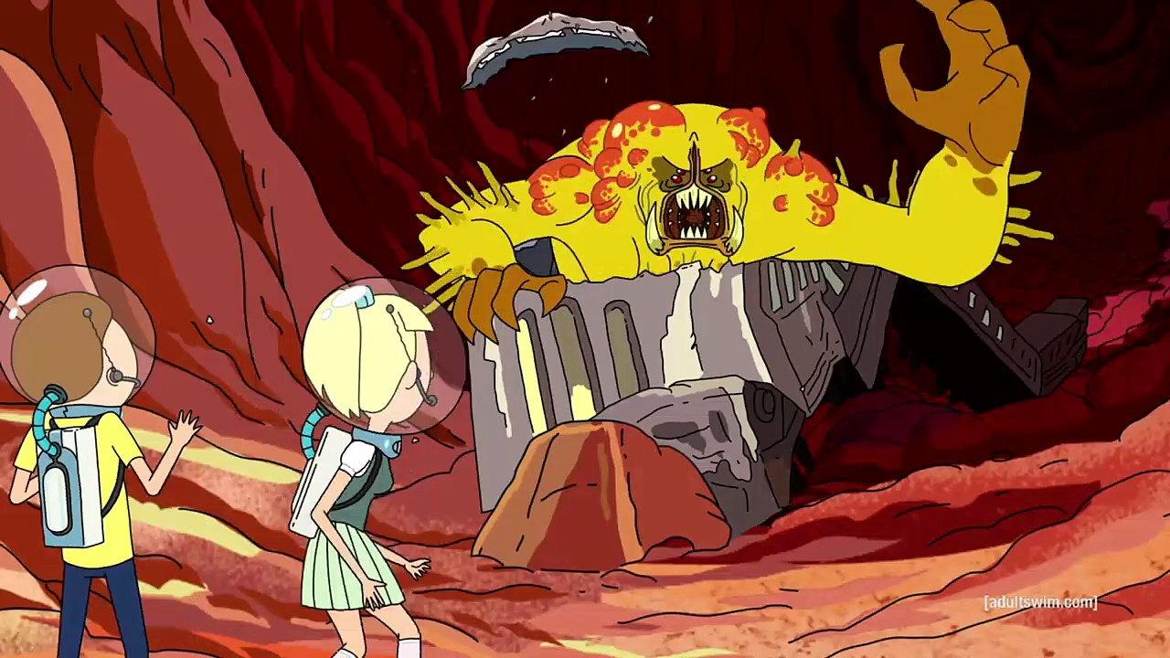 Rick and Morty, nuova recensione per il terzo episodio