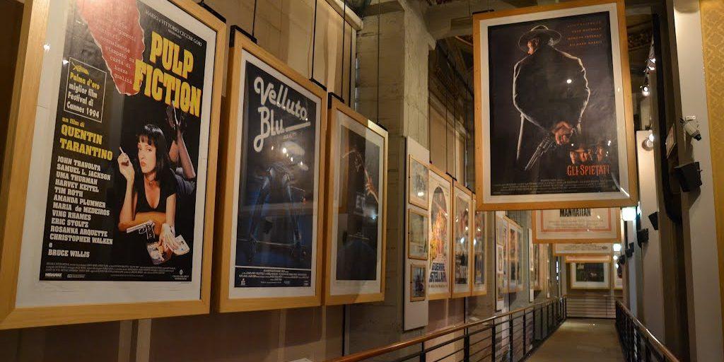 Museo Del Cinema.L Emozione Del Cinema A Torino