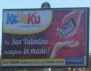 san valentino sessista