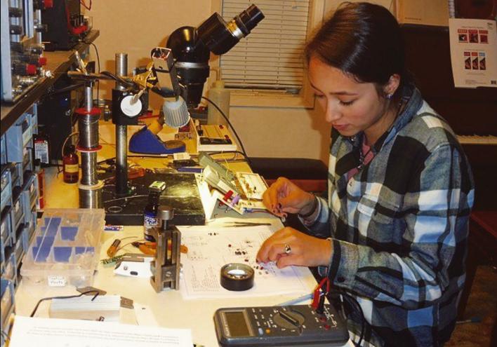 Ann makosinski scienziate donne per la buonanotte delle bambine ribelli - Ann diva del passato ...