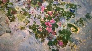 Monet, Le rose, 1925-1926