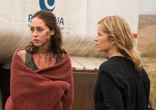 recensione fear twd terza stagione