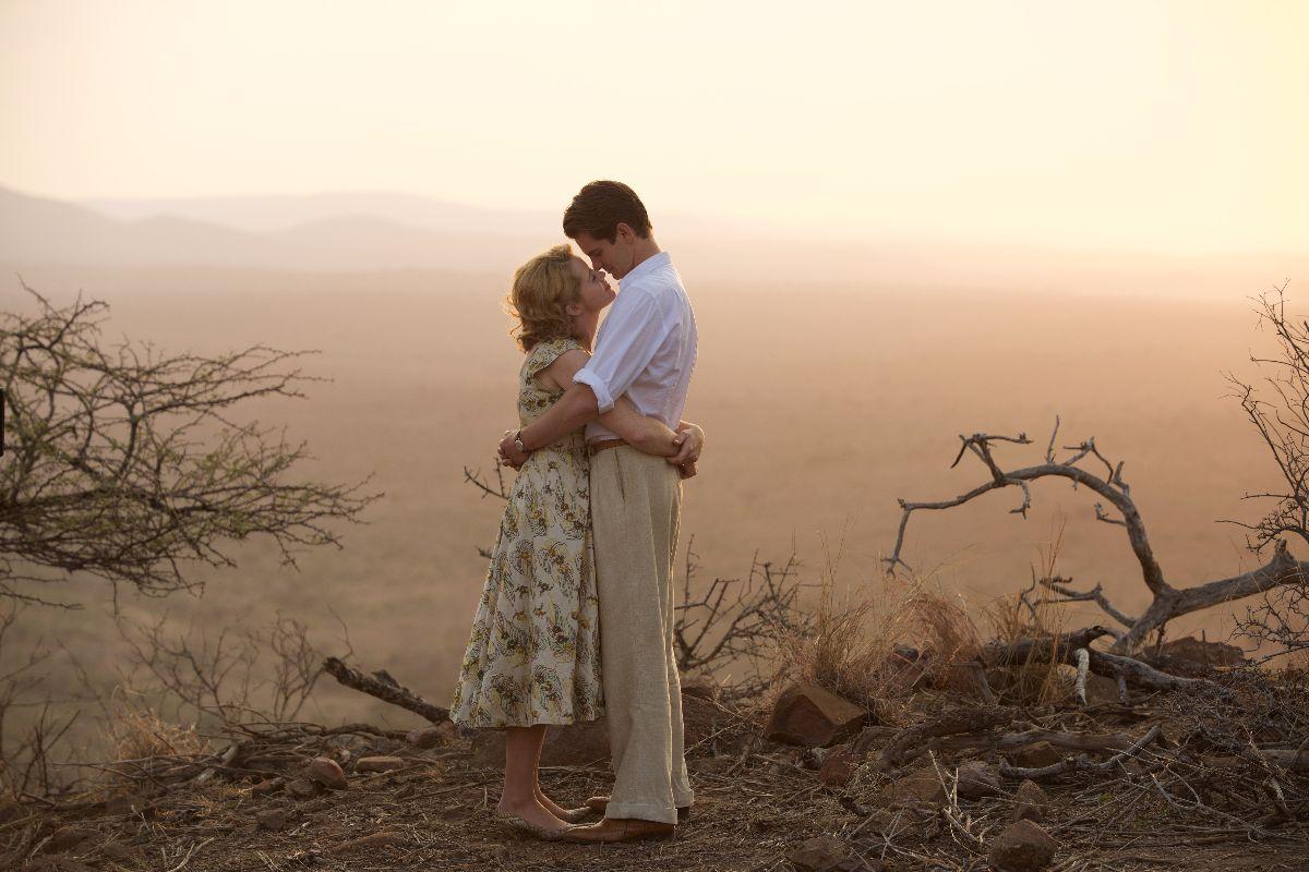 """""""Ogni tuo respiro"""" - Andrew Garfield, Claire Foy"""