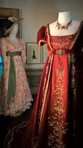 Costumi per la Tosca di Puccini del 2015 e del 2008, Artisti all'Opera, Palazzo Braschi