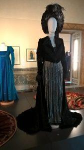 Costume indossato da Maria Callas nel 1948 per la Turandot di Puccini, Artisti all'Opera, Palazzo Braschi