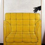 1964, Poltrona gialla