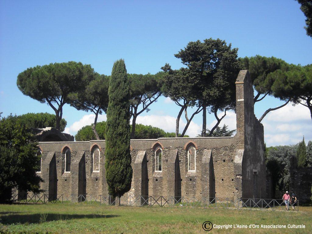 mausoleo di cecilia metella