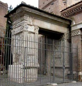 Roma dove tutto ebbe inizio il velabro for Arco arredamenti san giorgio
