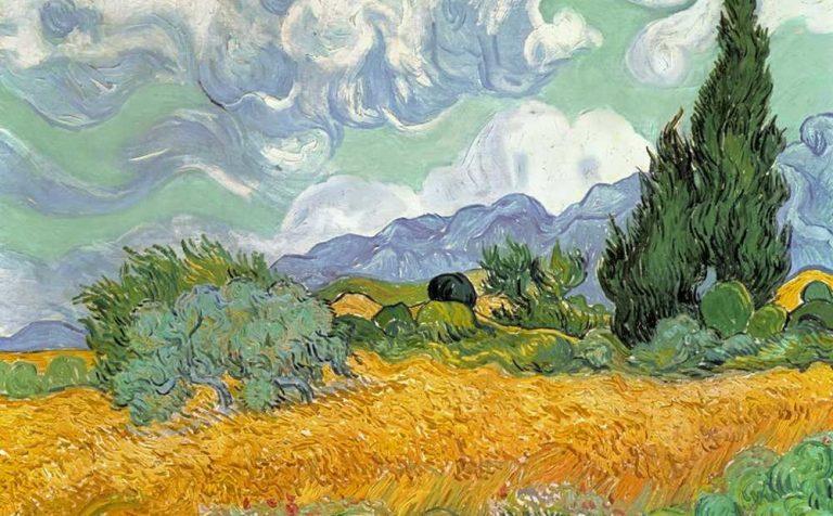 Tra il grano e il cielo
