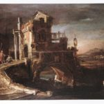 Roma, Canaletto, Museo di Roma, Svizzera, Collezione privata