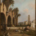 Roma, Canaletto, Museo di Roma, Collezione privata, courtesy of Matteo Salamon
