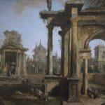 Roma, Canaletto, Museo di Roma, Collezione privata