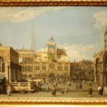 Roma, Canaletto, Museo di Roma, Kansas City_The Nelson-Atkins Museum of Art
