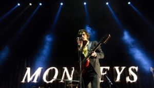 Arctic Monkeys Auditorium Roma