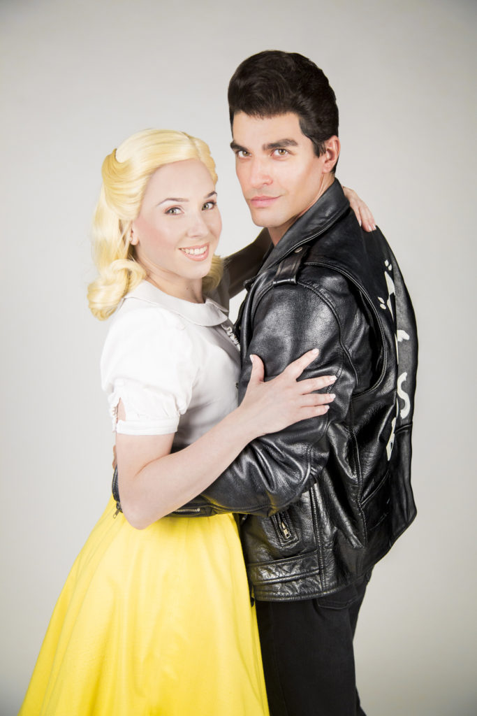 grease musical 2018