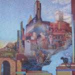 Marcella Mencherini, Visioni, Ala Brasini, Vittoriano, Roma
