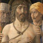 Mantegna pittore Ecce Homo, roma, Barberini