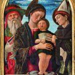 Mantegna pittore, rinascimento italiano