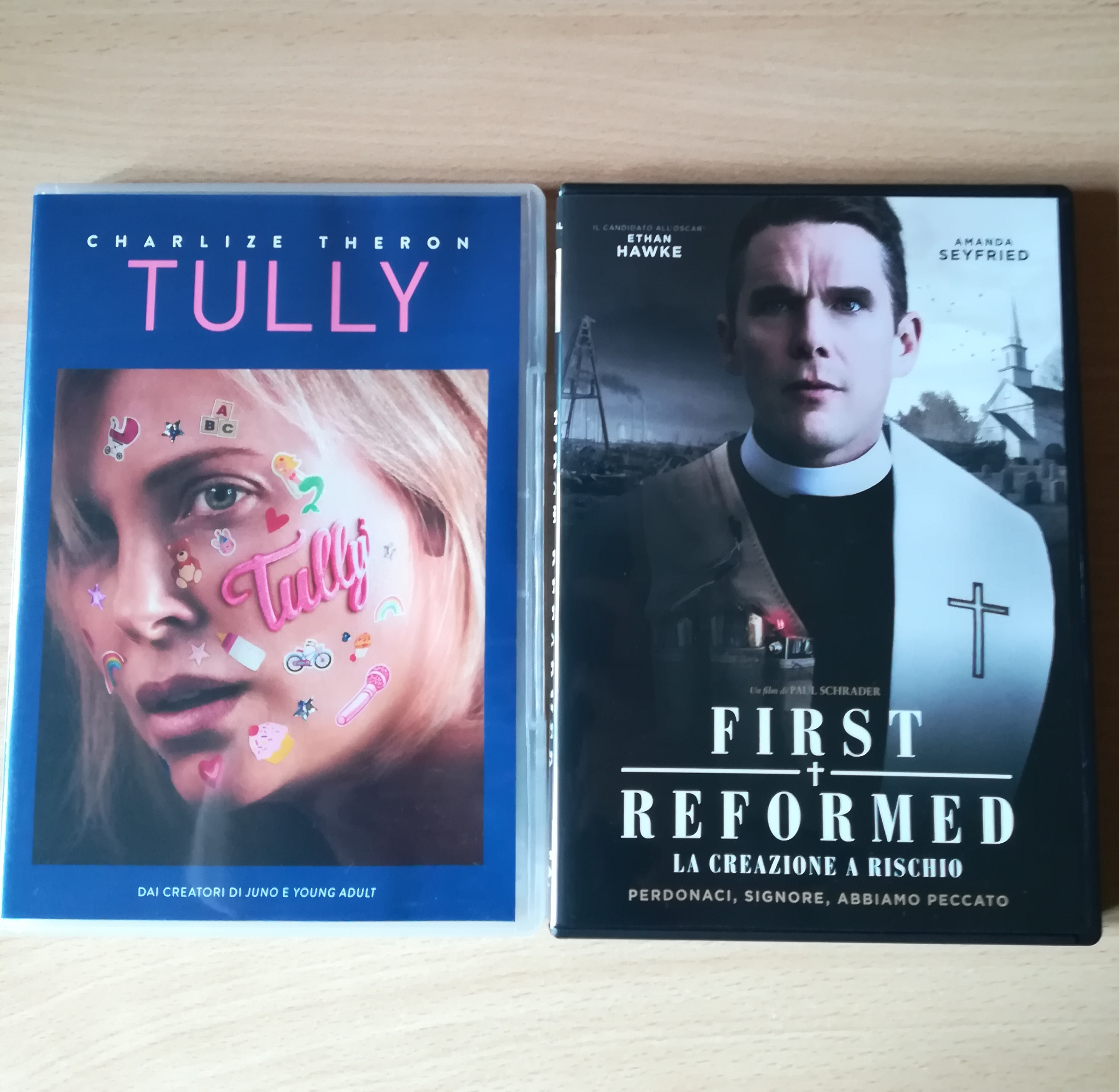 Tully e First Reformed arrivano in home video