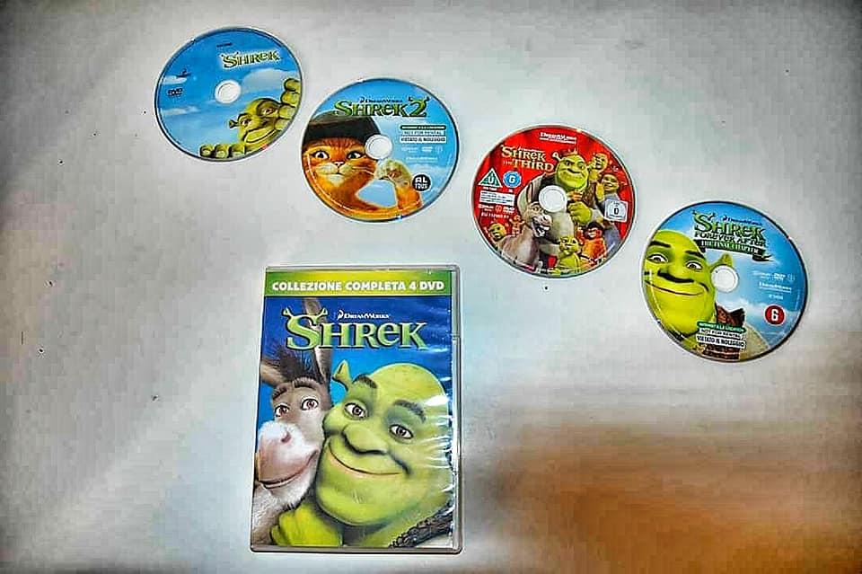 Shrek Fiona film