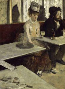 Degas opere