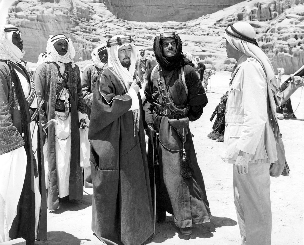 Lawrence d'Arabia film