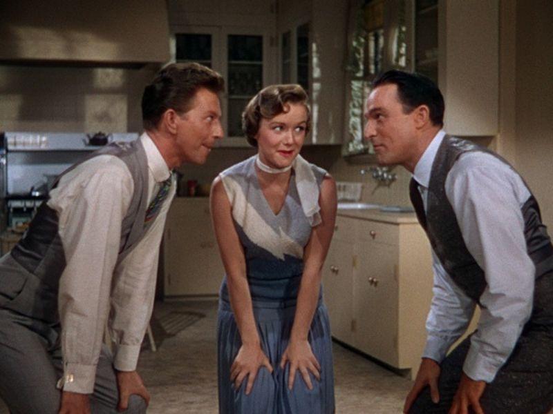 Don, Cosmo e Kathy