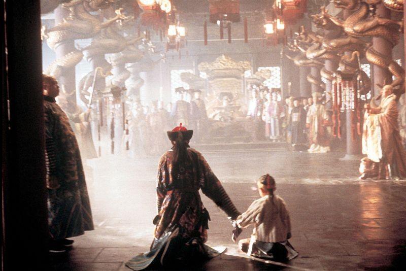 L'ultimo imperatore film