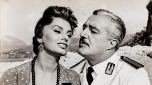 Sophia Loren e Vittorio De Sica