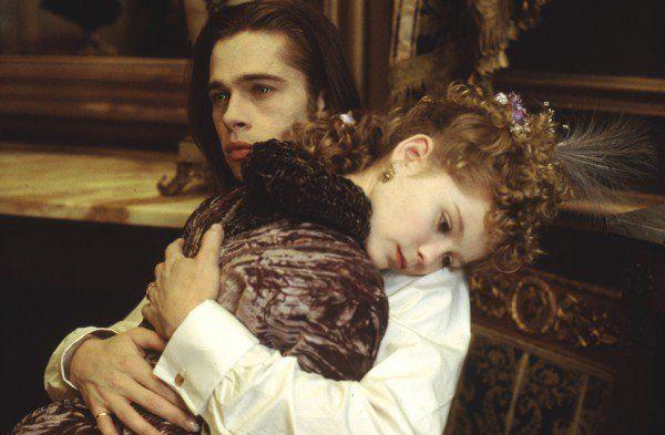 brad pitt film - intervista col vampiro