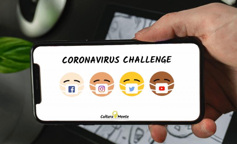 coronavirus challenge hashtag